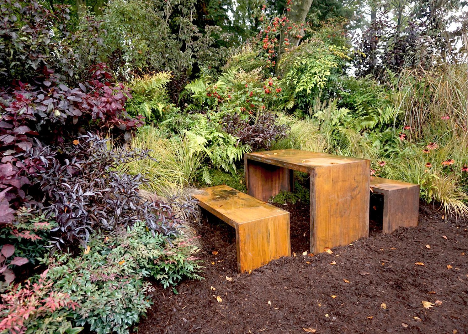 Jardin vivant - © Bigtime.