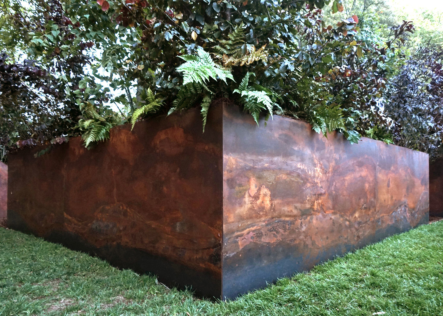 jardin vivant bigtime. Black Bedroom Furniture Sets. Home Design Ideas