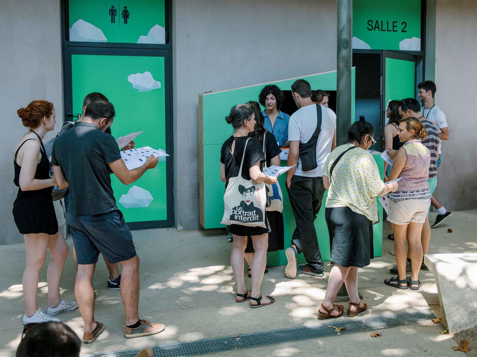 VR Arles Festival - © Bigtime.